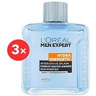 ĽORÉAL PARIS Men Expert Hydra Energetic Skin Purifier 3× 100 ml