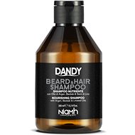 DANDY Beard & Hair Shampoo 300 ml - Šampón na fúzy