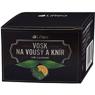 LIFTEA Vosk na bradu a fúzy Pomaranč a céder 25 g - Vosk na fúzy