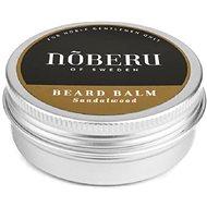 NOBERU Sandalwood Beard Balm 30 ml - Balzam na fúzy