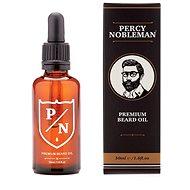 PERCY NOBLEMAN Premium Beard Oil 50 ml - Olej na fúzy