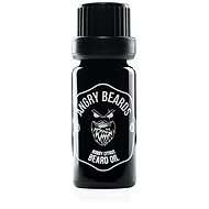 ANGRY BEARDS Bobby Citrus 10 ml - Olej na fúzy