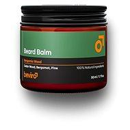 BEVIRO Bergamia Wood 50 ml - Balzam na fúzy