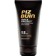 PIZ BUIN Tan & Protect Tan Intensifying Sun Lotion SPF 15 150 ml - Mlieko na opaľovanie