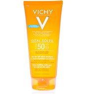 VICHY Idéal Soleil Ultra-melting Milk-gel for Wet or Dry Skin SPF 50 200 ml - Mlieko na opaľovanie