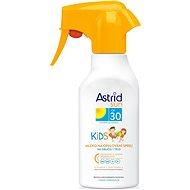 Mlieko na opaľovanie ASTRID SUN Detské mlieko na opaľovanie sprej SPF 30 200 ml