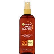 GARNIER Ambre Solaire Golden Protect Olej na opaľovanie SPF 20 150 ml - Olej na opaľovanie
