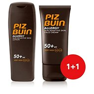 PIZ BUIN Allergy Sun Sensitive Skin Lotion SPF50 +  Piz Buin Allergy Sun Sensitive Skin Face Care S - Kozmetická sada
