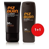 PIZ BUIN Allergy Sun Sensitive Skin Lotion SPF30 + Piz Buin Allergy Sun Sensitive Skin Face Care SP - Kozmetická súprava