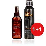 PIZ BUIN Tan & Protect Tan Accelerating Oil Spray SPF30 + Piz Buin Instant Glow Spray SPF15 - Kozmetická súprava