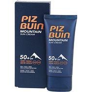 PIZ BUIN Mountain Sun Cream SPF50 + 50 ml - Opaľovací krém