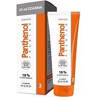 PANTHENOL 10 % Swiss Premium gél 100 + 25 ml zdarma - Telový gél