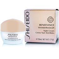 SHISEIDO Benefiance Wrinkle Resist 24 Night Creme 50 ml - Pleťový krém