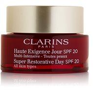 Pleťový krém CLARINS  Super Restorative Day Cream SPF20 All Skin Types 50 ml - Pleťový krém