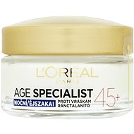 ĽORÉAL PARIS Age Specialist 45+ Night 50 ml - Pleťový krém
