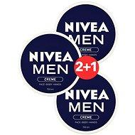 NIVEA Men Creme 2× 150 ml - Pánsky pleťový krém