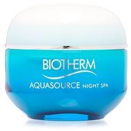 BIOTHERM Aquasource Night Spa 50 ml - Pleťový krém