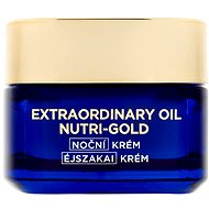ĽORÉAL PARIS Nutri-Gold Extraordinary Oil Night Cream 50 ml