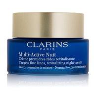 CLARINS Multi-Active Night Cream Normal to Combination Skin 50 ml - Pleťový krém