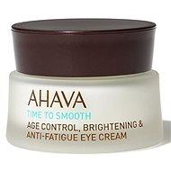 AHAVA Age Control brightening Eye Cream 15ml - Očný krém