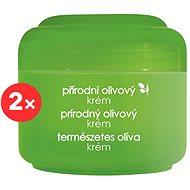 ZIAJA Prírodná oliva Pleťový krém  2× 50 ml