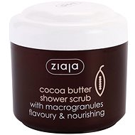 ZIAJA Kakaové máslo Sprchovací peeling 200 ml - Peeling