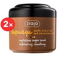 ZIAJA Cupuacu Crystalline Sugar Peeling 2 × 200ml - Scrub
