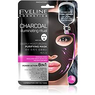 EVELINE Cosmetics Charcoal Deeply Moisturizing Face Sheet Mask
