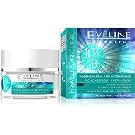 EVELINE COSMETICS Hyaluron Clinic Rich Overnight Cream-Mask 50ml - Face Mask