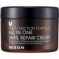 Pleťový krém MIZON All In One Snail Repair Cream 120 ml - Pleťový krém