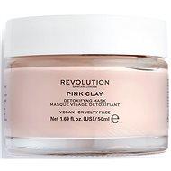REVOLUTION SKINCARE Pink Clay Detoxifying 50 ml