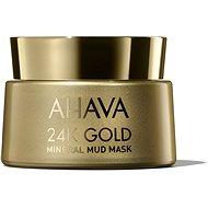 Pleťová maska AHAVA Mineral Masks Mineral Mud Mask 24K Gold 50 ml - Pleťová maska