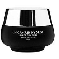 UNICSKIN UNICA+ 72H Hydro+ Night & Day SPF15 Super Dry Skin 50 ml - Pleťový krém