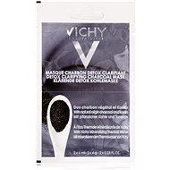 VICHY Detox Clarifying Charcoal Mask 2× 6 ml - Pleťová maska