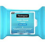 NEUTROGENA HydroBoost Cleanser Facial Wipes - Odličovacie obrúsky