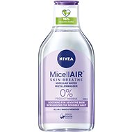 NIVEA MicellAIR Micellar Water Sensitive Skin 400 ml - Micelárna voda