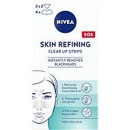 NIVEA Skin Refining Clear-Up Strips 6 ks - Náplasť