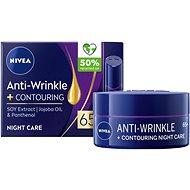 NIVEA Anti-Wrinkle Contouring 65+ Night Cream 50 ml