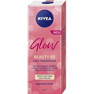 NIVEA Glow Beauty BB Cream 50 ml - Pleťový krém