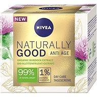 NIVEA Naturally Good Anti-Age Day Care 50 ml - Pleťový krém