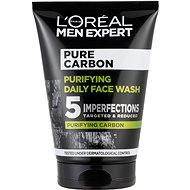 ĽORÉAL PARIS Men Expert Pure Carbon Daily Face Wash 100 ml - Cleansing Gel
