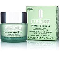 Pleťový krém CLINIQUE Redness Solutions Daily Relief Cream 50 ml - Pleťový krém