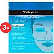 NEUTROGENA Hydro Boost The Super Hydrator Hydrogel Recovery Mask 2+1