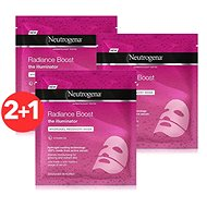 NEUTROGENA Radiance Boost The Illiminator Hydrogel Recovery Mask 2+1