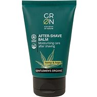 GRoN BIO Gentlemen's Organic After-shave Balm Hemp & Hops 75 ml - Balzam po holení