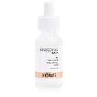 REVOLUTION SKINCARE Targeted Under Eye Serum – 5 % Caffeine Solution + Hyaluronic Acid Serum 30 ml - Očné sérum