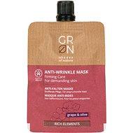 GRoN BIO Rich Elements Anti-wrinkle Mask Grape & Olive 40 ml - Pleťová maska