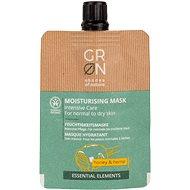 GRoN BIO Essential Elements Moisturising Mask Honey & Hemp 40 ml - Pleťová maska