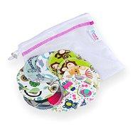 PETIT LULU Odličovacie tampóny pracie 10 ks + vrecúško na pranie