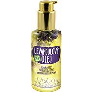 PURITY VISION Bio Levanduľový olej 100 ml - Pleťový olej